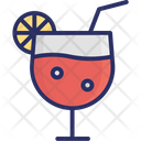 Fresh Juice Drink Cold Drink Icon
