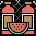 Fruit Juice Watermelon Juice Icon