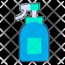Beauty Cosmetics Freshener Icon