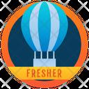 Fresher Badge Reward Marker Icon
