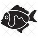Marine Pet Underwater Icon
