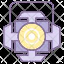 Fresnel lantern Icon