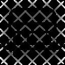 Fretsaw Cut Construction Icon