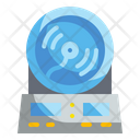 Friability Tester Icon
