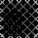 Friability Tester Laboratory Icon