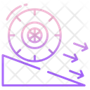 Friction Force Physics Practical Physics Experiment Icon