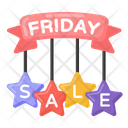 Friday Sale Labels Friday Sale Sale Banner Icon