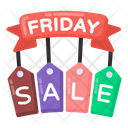 Friday Sale Mark Friday Sale Labels Sale Badges Icon