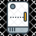 Fridge Refrigerator Electric Icon