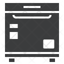 Fridge Freezer Compact Icon