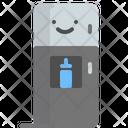Fridge Refrigerator Water Icon