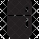 Fridge Appliance Machine Icon