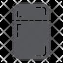 Fridge Freezer Home Icon