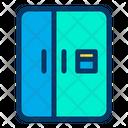 Refrigerator Freezer Kitchen Appliances Icon