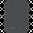 Refrigerator Electric Appliances Kitchenware Icon