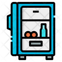 Fridge Cooler Freezer Icon