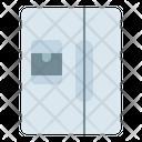 Fridge Icebox Refrigerator Icon