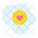 Fried Egg Omlete Icon