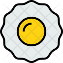 Fried Egg Cook Icon