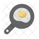Omlet Breakfast Cook Icon