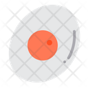 Fried Egg Egg Boil Egg Icon