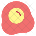 Fried Egg Egg Food Icon