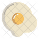 Fried Egg Egg Fry Egg Icon