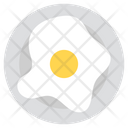 Fried Egg Breakfast Egg Breakfast Icon