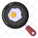 Fried Egg Egg Breakfast Icon