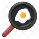 Breakfast Food Egg Icon
