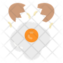 Fried Egg Fried Egg Icon