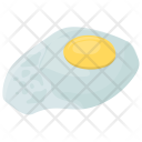Fried Egg Hen Icon