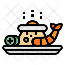 Fried Rice Dish Icon
