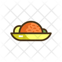 Fried Rice Icon