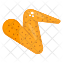 Buffalo Wing Beef Wings Baked Wings Icon