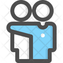 Hug Trust Relationship Icon