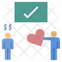 Friend Care Consultant Icon