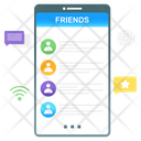 Friend List Icon