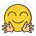 Friendly Smile Smile Face Icon