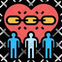 Friendship Friend Team Icon