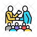 Friendship Business Deal Agreement Icon