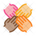 Friendship Unity Icon