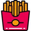 Fries Chips French Fries Icon