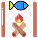 Gbonfire Bonfire Fire Icon