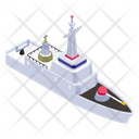 Frigates Ship Icon