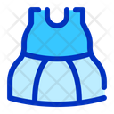 Skirt Fashion Newborn Icon