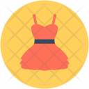 Frock Party Dress Icon