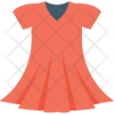 Rock Party Dress Icon
