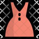 Casual Dress Sleeveless Icon