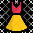 Frock Dress Sundress Icon
